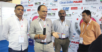 Clean India Pulire Visitors Speak