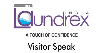 Laundrex India Expo Visitor Speak