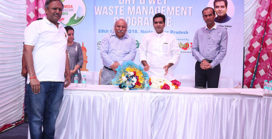 Waste Management program by Dettol Banega Swachh India Campaign