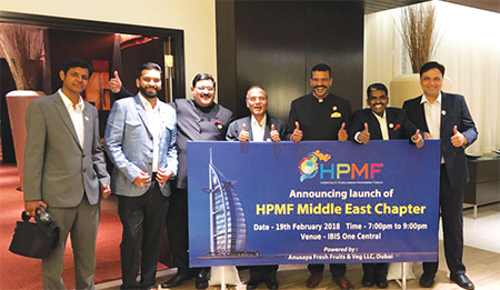 HPMF Middle East chapter launched in Dubai