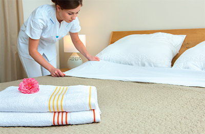 Understanding Cleaning in luxury Hotels
