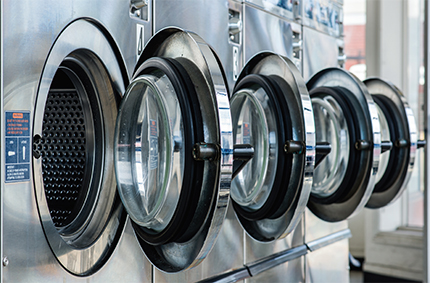 Laundry Industry Looking for Recognition