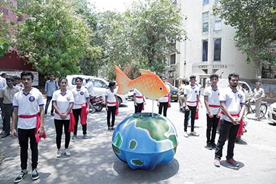 Mahindra Group joins BMC against plastic pollution