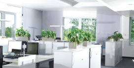 Indoor Air Quality: Wellness of Employees