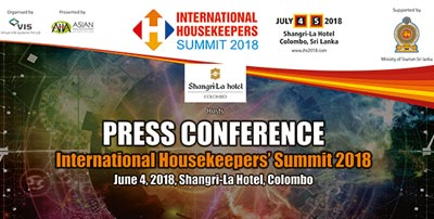 International Housekeepers' Summit 2018 – Press Conference