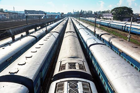 Double honours for Kerala trains