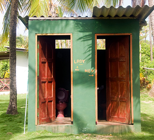 Rural sanitation crosses the 85% mark