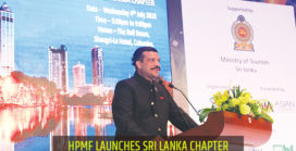 HPMF launches Sri Lanka Chapter