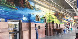 Indore, Bhopal: Unexpected Cleanliness