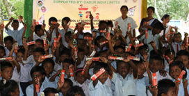 Dabur's Oral and Personal Hygiene Awareness