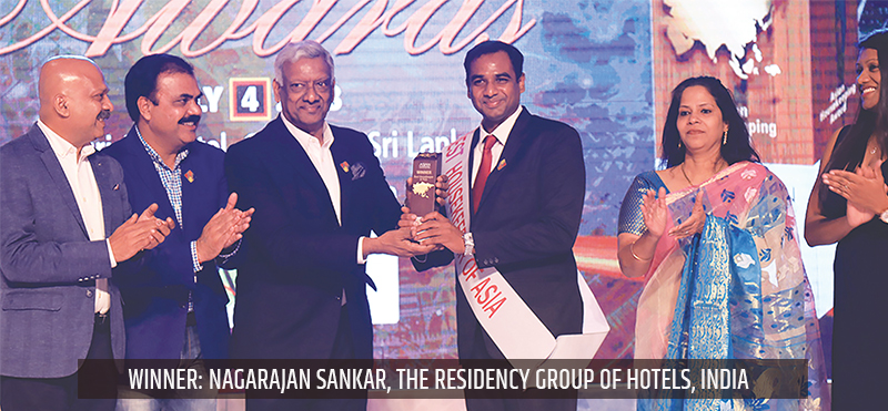 2nd ASIAN HOUSEKEEPING AWARDS July 4, 2018