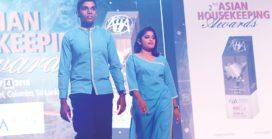 Fashion Show of Uniforms
