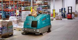 Floor Care Solutions for Automotive Industry Increase Productivity at Lower Costs