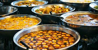 Clean street food hub programme
