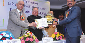 Tony Chazhoor of IPC India honoured