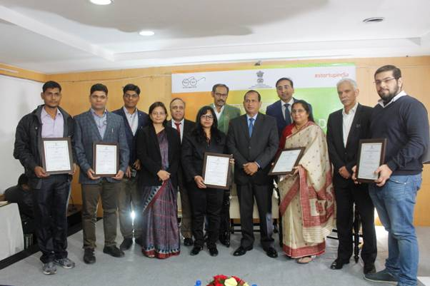 DIPP Swachh Bharat Grand Challenge Awards