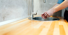 Study: Clean Hands improve Restaurant Business