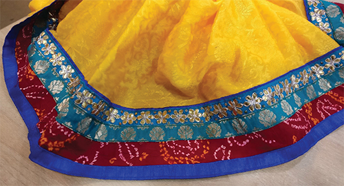 Processing Indian Wedding Wear