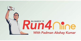 Run for menstrual hygiene awareness