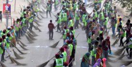 Sanitation workers set Guinness record at Kumbh