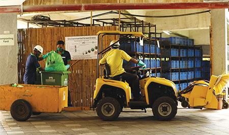 Case Study: Raheja Corp's Mindspace Minding its Waste