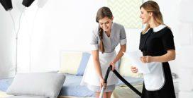Ergonomics and Efficiency Handling Mops & Machines