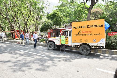 Nestle's 'Plastic Express' in Dehradun, Mussoorie