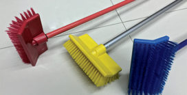 Designing Unique Cleaning Brushes