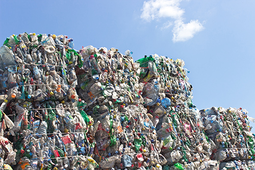 PepsiCo plastic waste campaign