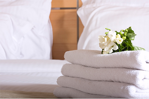 Hotels linens to use chip technology to reveal their cleaning history
