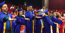 Procurement strategist conferred with a doctorate