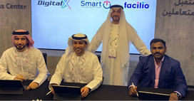 Facilio & Smart IoT join hands with Digital X