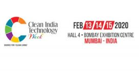 Clean India Technology Week 2020 More Exhibitors More Technologies