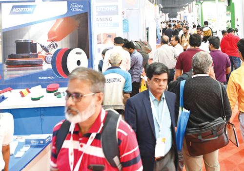 Clean India Show <br>Maturing Market, Maximum Technology