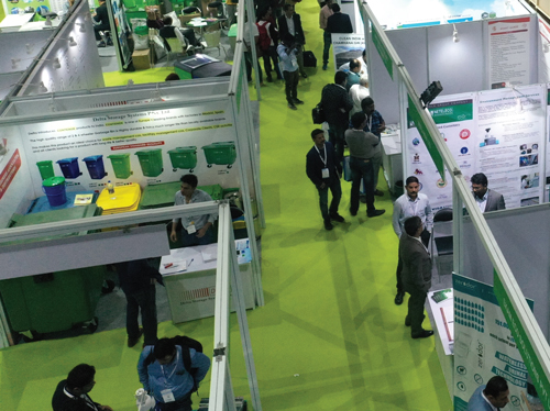 WASTE TECHNOLOGY INDIA EXPO<br>It was 'no waste of time'