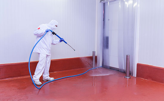 Indian Cleaning Industry  optimistic amid setback